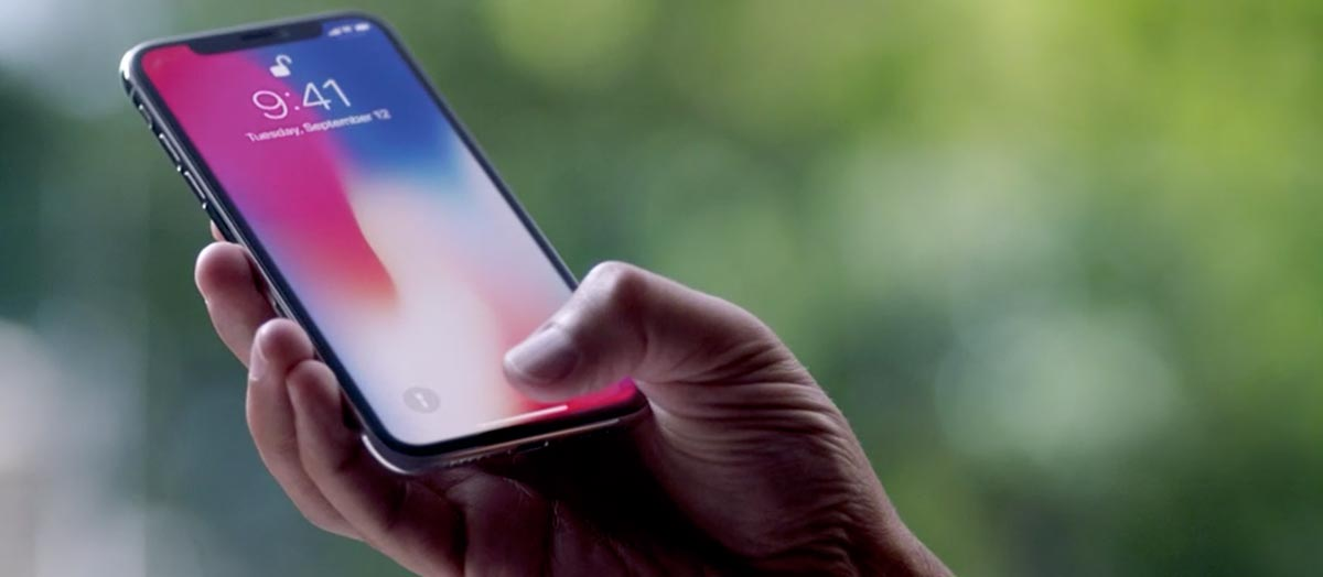 iPhone X: benvingut al futur