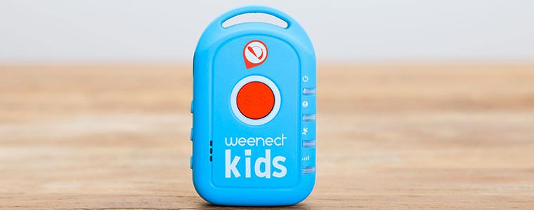 GPS per nens – Weenect Kids
