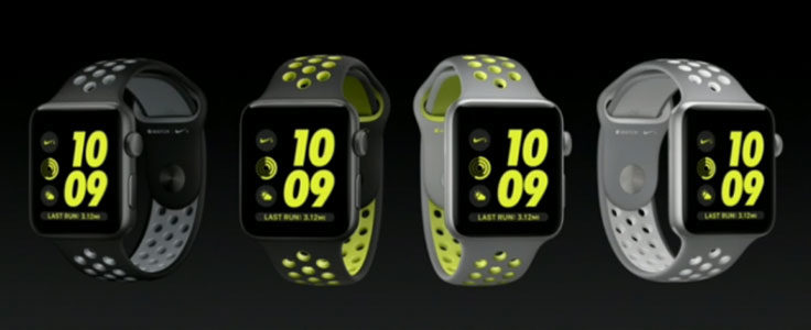 Apple Watch Sèries 2 – Versió Nike+