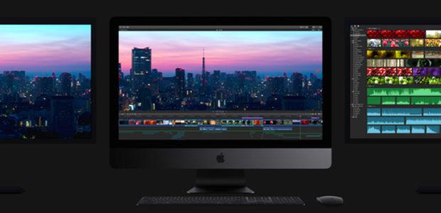 iMac Pro: el pròxim protagonista d'Apple