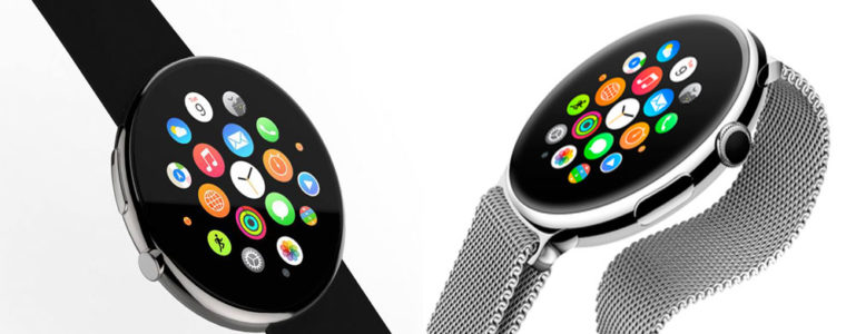 Apple obté patents per crear un Apple Watch circular