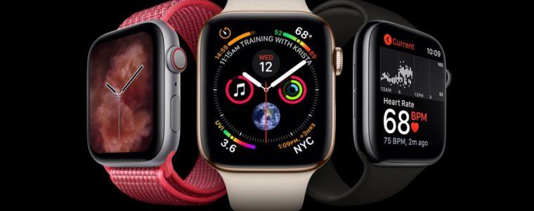 AppleWatchseries 4: coneix totes les novetats