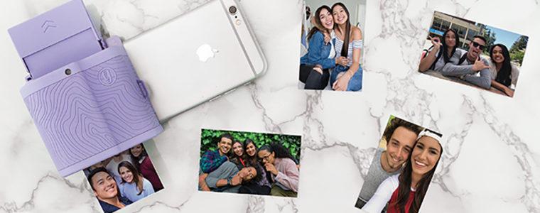 Imprimeix les fotos des del mòbil amb Prynt Pocket